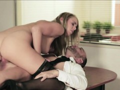 Christen Courtney gets fuck by her boss