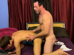 Amazing gay scene After his mom caught him banging his tutor