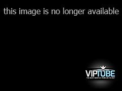 Dirty Brunette MILF Sucking Black Cock Through Glory Hole